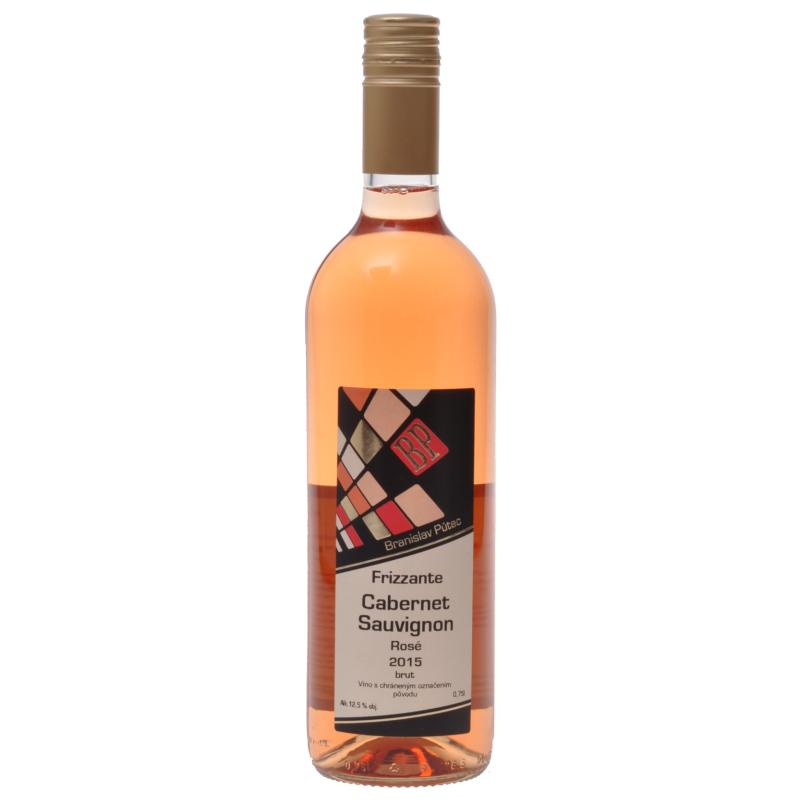 Cabernet Sauvignon 2015 rose frizzante